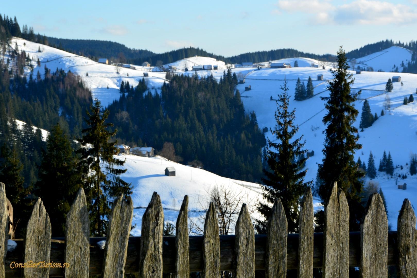 Peste munți si peste văi Bucovina