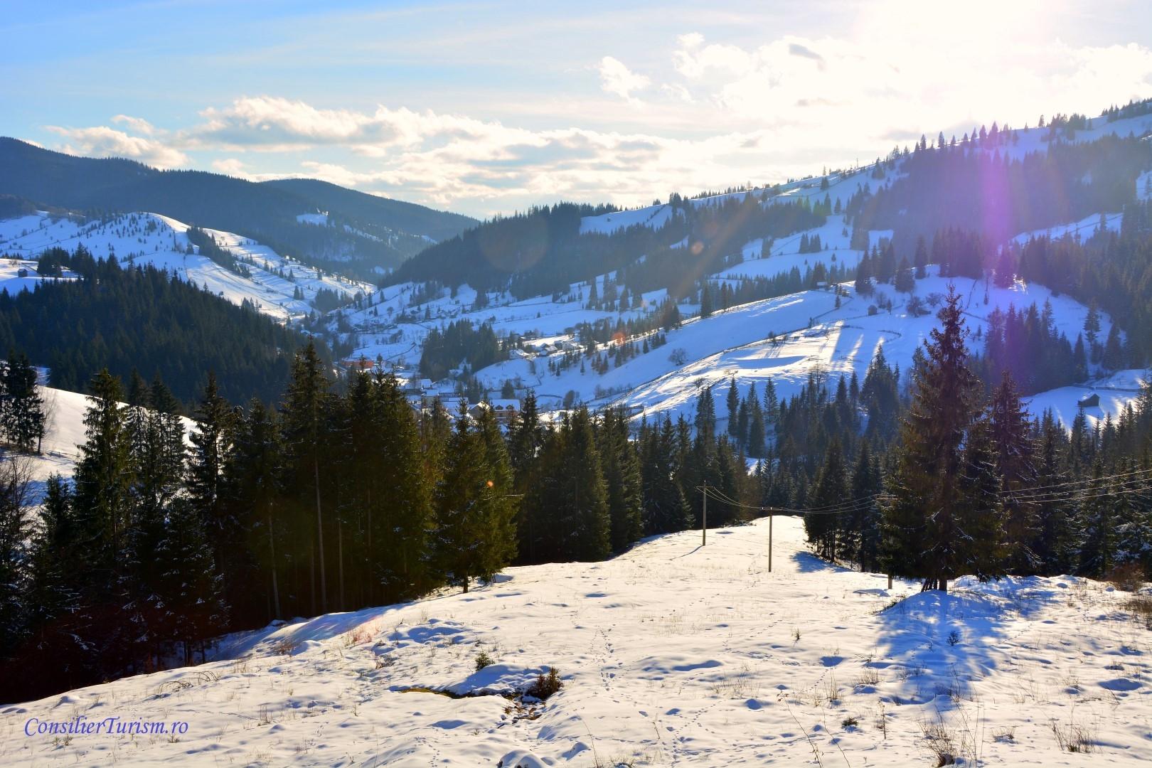 iarna Bucovina